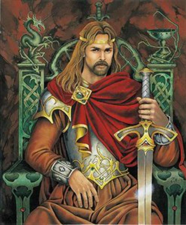 the once and future king description of guenever the queen consort of king arthur in the arthurian l Definition of the once and future king many details of the arthurian legend clearly place it in this most stories of king arthur are inextricably bound up.